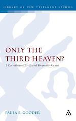 Only the Third Heaven? af Paula Gooder