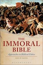 Immoral Bible af Eryl W. Davies