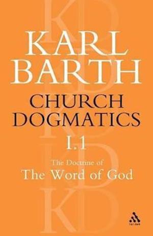 Church Dogmatics Classic Nip I.1