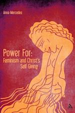 Power For: Feminism and Christ's Self-Giving