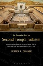 Introduction to Second Temple Judaism af Lester L. Grabbe