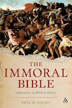 The Immoral Bible af Eryl Wynn Davies