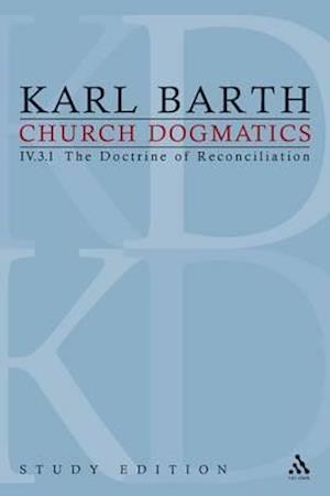 Church Dogmatics Study Edition 27