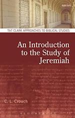 Introduction to the Study of Jeremiah (T&T Clark Approaches to Biblical Studies)