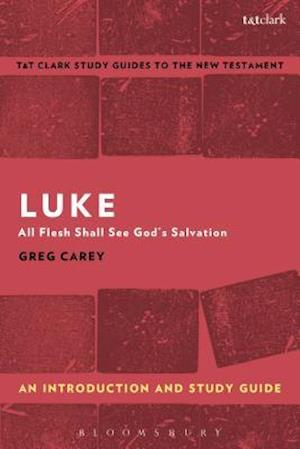 Bog, paperback Luke: An Introduction and Study Guide af Greg Carey