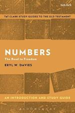 Numbers: An Introduction and Study Guide (T t Clark S Study Guides to the Old Testament)