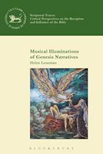Musical Illuminations of Genesis Narratives (Library of Hebrew Bible/ Old Testament Studies)