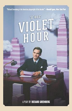 Bog, paperback The Violet Hour af Richard Greenberg