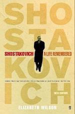 Shostakovich: A Life Remembered af Elizabeth Wilson