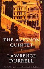 The Avignon Quintet af Lawrence Durrell