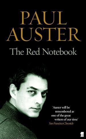 Bog, paperback The Red Notebook af Paul Auster