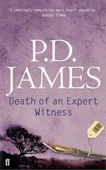 Death of an Expert Witness af P D James