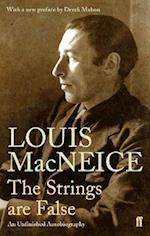 The Strings are False af Louis Macneice