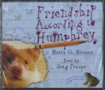 Friendship According to Humphrey af Betty G Birney, Greg Proops