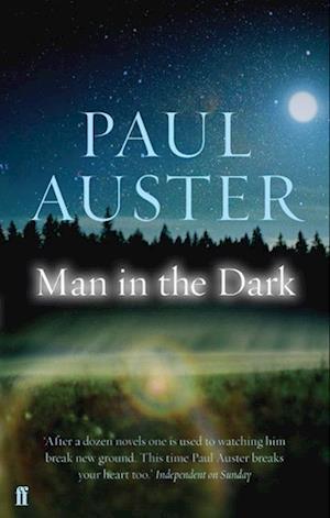 Bog, paperback Man in the Dark af Paul Auster