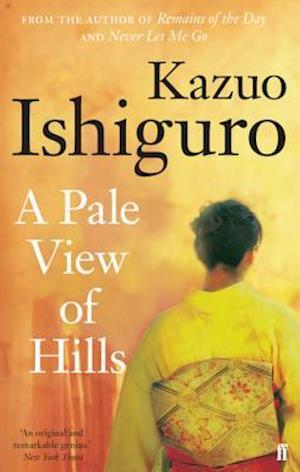 Pale View of Hills af Kazuo Ishiguro