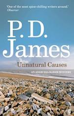 Unnatural Causes af P D James