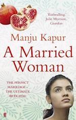 A Married Woman af Manju Kapur