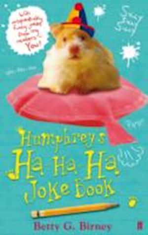 Bog, paperback Humphrey's Ha-Ha-Ha Joke Book af Betty G Birney