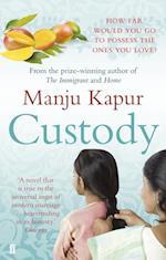 Custody af Manju Kapur