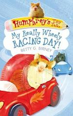 Humphrey'S Tiny Tales 7: My Really Wheely Racing Day! (Humphrey's Tiny Tales, nr. 7)