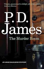 The Murder Room af P D James