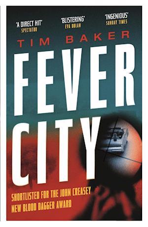 Bog, paperback Fever City af Tim Baker