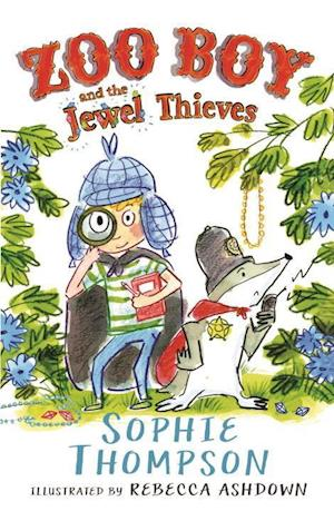 Bog, paperback Zoo Boy and the Jewel Thieves af Sophie Thompson