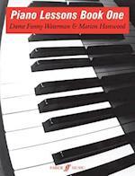 Piano Lessons (Waterman & Harewood Piano Series)