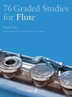 76 Graded Studies for Flute Book Two