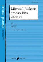Michael Jackson Smash Hits! Volume One (Choral Basics Faber)