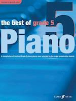 The Best of Grade 5 (piano)