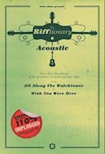 The Rifftionary Acoustic Guitar