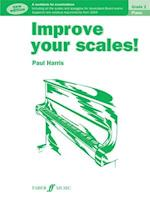 Improve Your Scales! af Paul Harris