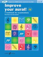 Improve Your Aural Grade 1 af John Lenehan, Paul Harris