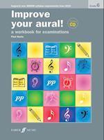 Improve Your Aural Grade 6 (Improve Your Aural)