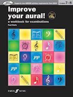 Grade 7-8 (Improve Your Aural)