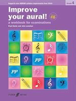 Improve Your Aural! Grade 4 af Paul Harris
