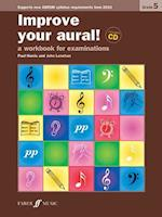 Improve Your Aural! Grades 5 af Paul Harris