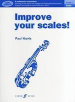 Improve Your Scales! Violin Grade 1 (Improve Your Scales!)