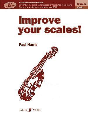 Bog, paperback Improve Your Scales! Grade 5 af Paul Harris