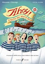 Ahoy! (vocal score)