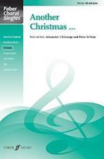 Another Christmas... (Faber Choral Singles)
