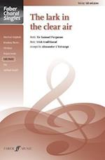The Lark in the Clear Air (Faber Choral Singles)