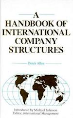 A Handbook of International Company Structures