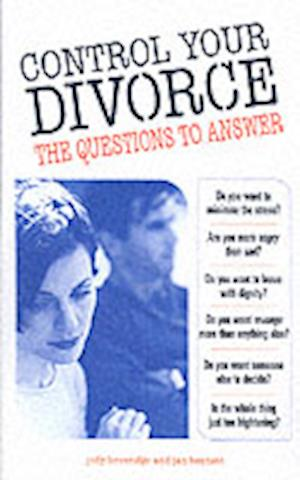 Control Your Divorce