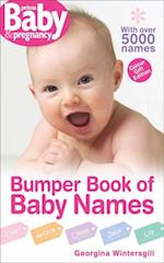 Bumper Book of Baby Names (Prima Baby)