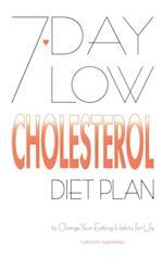 7-Day Low Cholesterol Diet Plan