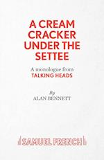 A Cream Cracker Under the Settee (Acting Edition S)