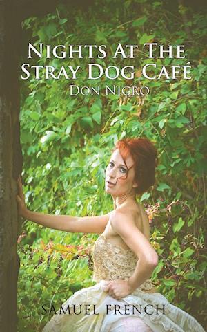 Bog, hæftet Nights at the Stray Dog Cafe af Don Nigro